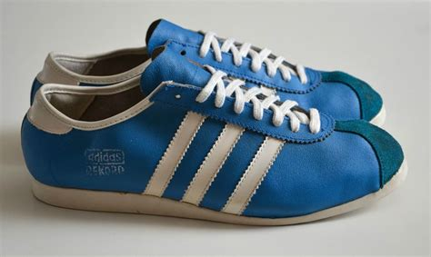 deadstock sneaker adidas rekord vintage 70s 8 5 uk deadstock vintage 70s
