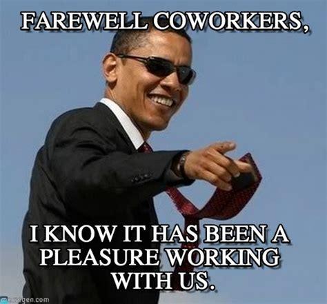 Obama Leaving Memes