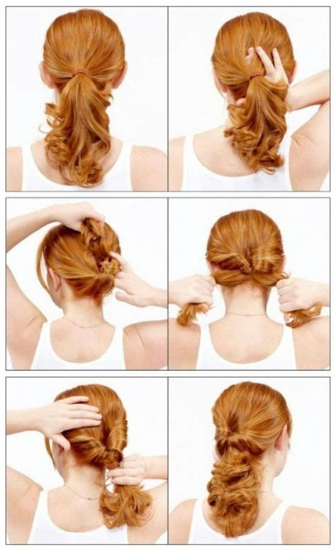 cute diy hairstyles easy 14 pretty hairstyle tutorials for 2015 styles weekly