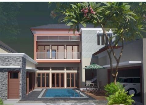 desain interior rumah minimalis mewah desain rumah mewah 2 lantai dengan kolam renang