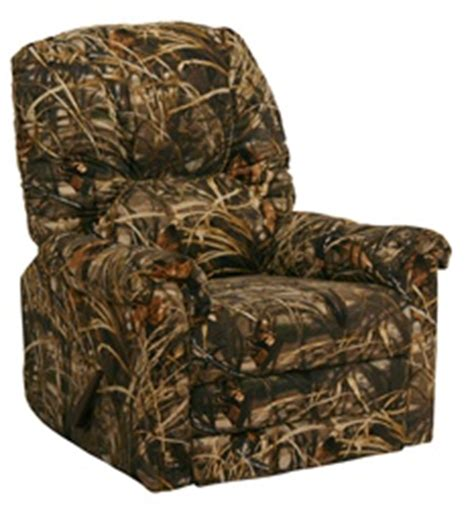 realtree recliner winner max 4 realtree camouflage rocker recliner by