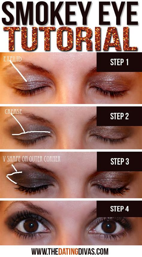Tutorial How To Get That Fabulous Smoky Look by Smokey Tutorial How To Get The Look Of Smokey