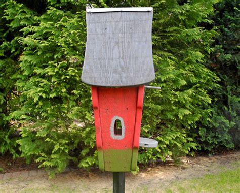Bunte Vogelhäuser Bauanleitung by Preview