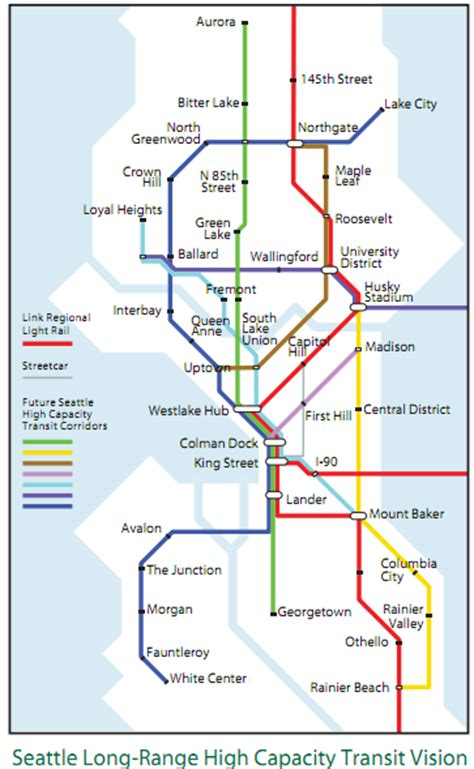 seattle map transportation seattle map transportation 28 images seattle frequent