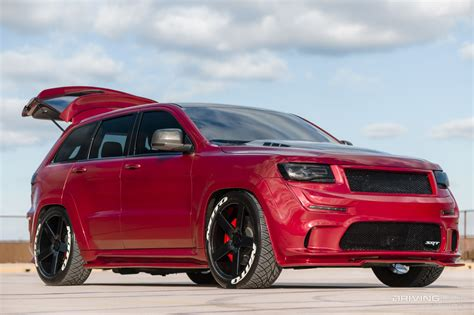 srt jeep 2012 2012 jeep grand cherokee srt8 supercharged monster
