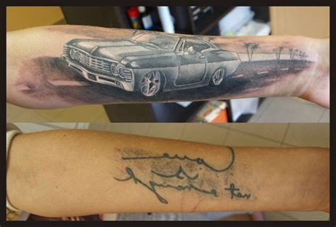 tattoo designs to cover old tattoos car cover up design best ideas gallery