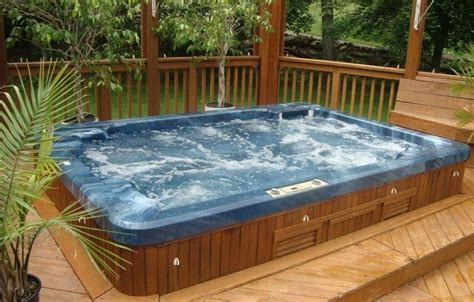 hot tub backyard design ideas pictures landscaping