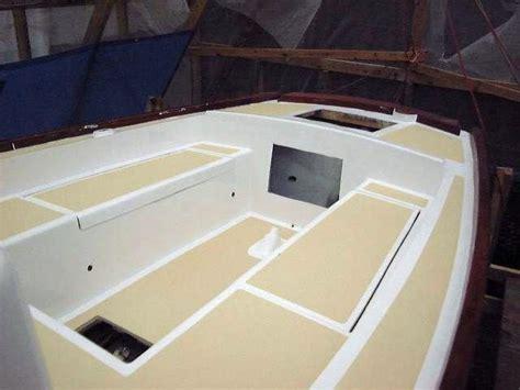 pearson triton 381 glissando painting the deck