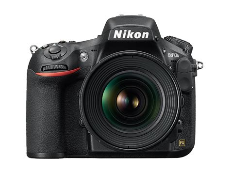 nikon lineup nikon imaging products nikon d810a