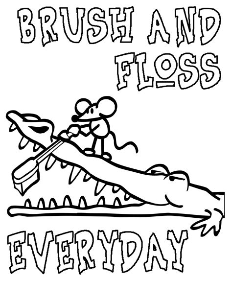 dental coloring pages for toddlers dental coloring pages for kids fun coloring pages