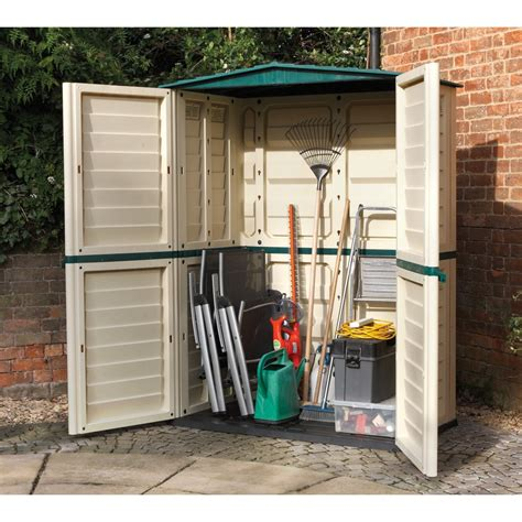large indoor outdoor storage cabinet from early years