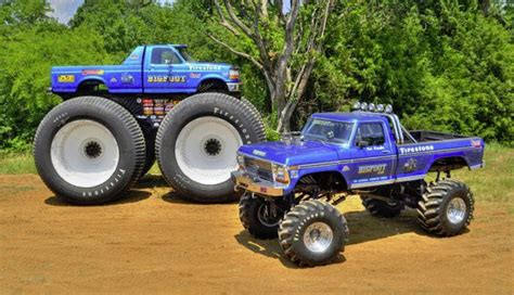 original bigfoot monster truck big foot the original monster truck best suv site