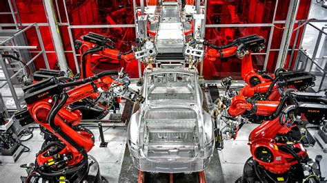 how tesla is made how the tesla model s is made the fremont factory la times