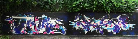 Knee Mizuno 667 graffiti