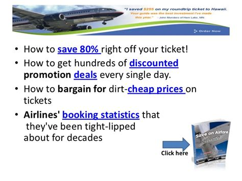 student discount  airfare