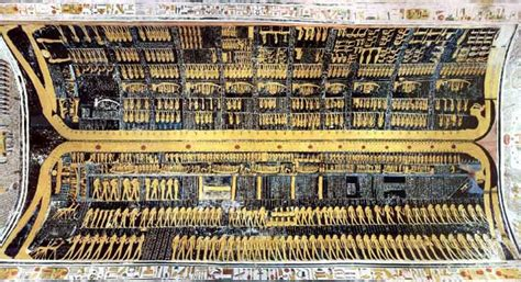 Plafonds Des Livrets by Ramses Vi