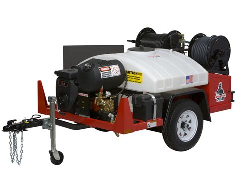 Plumbing Jetter Machine model 738 sewer jetter spartan tool