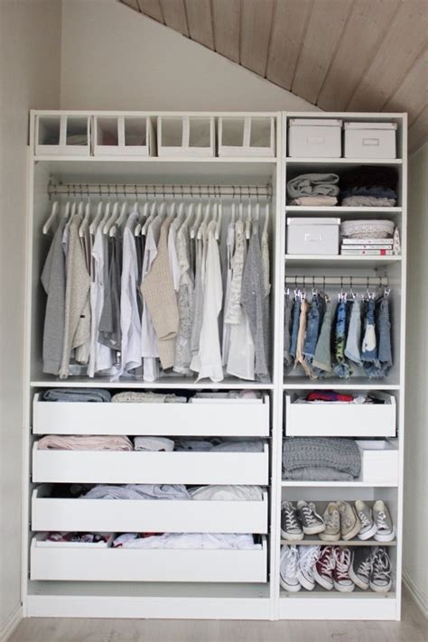 wondrous modular closet systems presenting white wooden