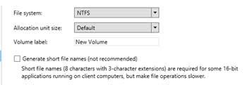 diskpart format refs how to manage storage spaces and storage pools in windows