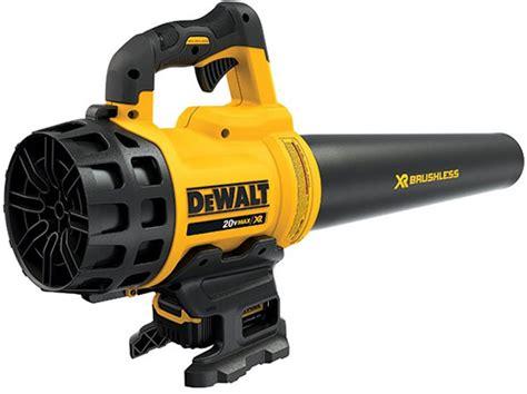 sneak peek dewalt  max brushless outdoor power tools