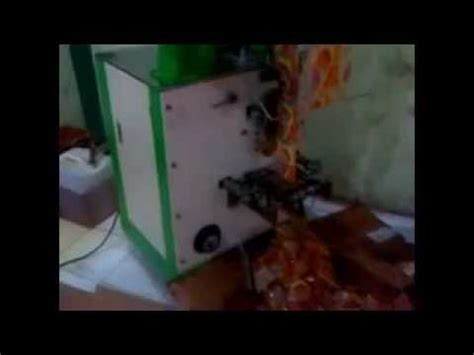 Minyak Goreng Hemart Bantal mesin pengemas minyak goreng mesin kemasan bantal