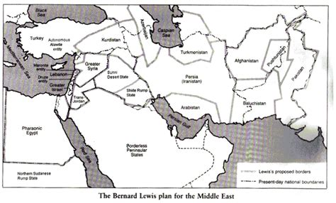 new mideast map arthur zbygniew middle east the bernard lewis map