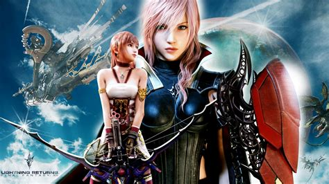 lightning returns final fantasy xiii wallpapers hd