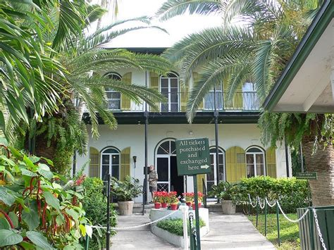 hemingway house key west ernest hemingway home key west tropical west