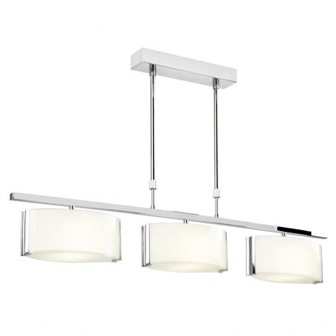 endon clef bar 3ch 3 light ceiling light endon
