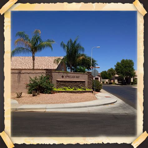 spyglass bay at ocotillo by beazer homes in chandler az