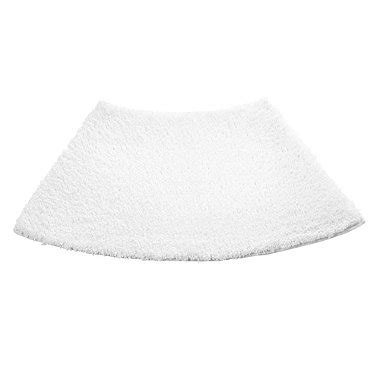 Bath Mat For Curved Shower by White Curved Shower Mat In Bath Mats At Lakeland