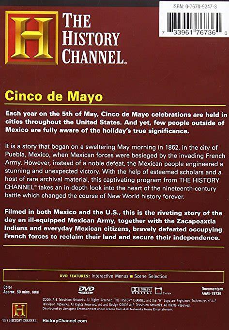 acrosticos cinco de mayo cinco de mayo history channel questions
