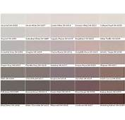 Sherwin Williams Color Charts  Paint Colors House