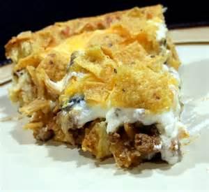 aunt peg s recipe box sensational taco pie