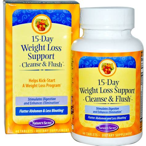 Algae Weight Loss Detox by Nature S Secret 15 Day Weight Loss Cleanse And Flush 60