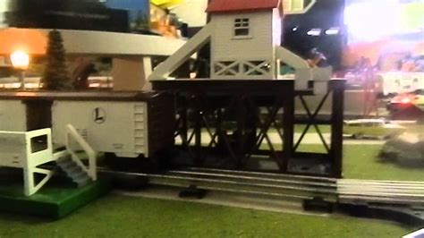 lionel layout youtube lionel d 148 dealer display layout sweet youtube