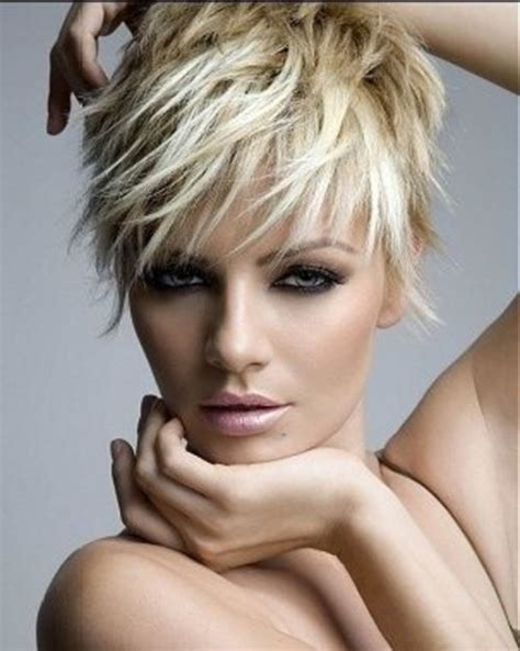 choppy pixie haircuts short choppy hairstyles hairstyles 2017 hair colors and