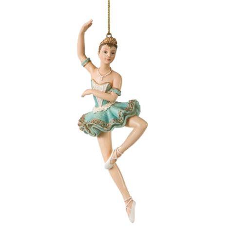 sugar plum fairy ballerina dancer christmas ornament