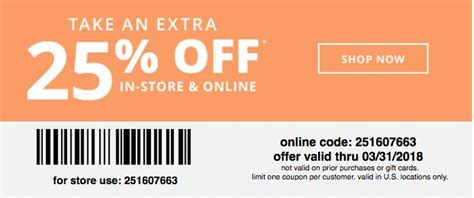 Payless In Store Printable Coupons