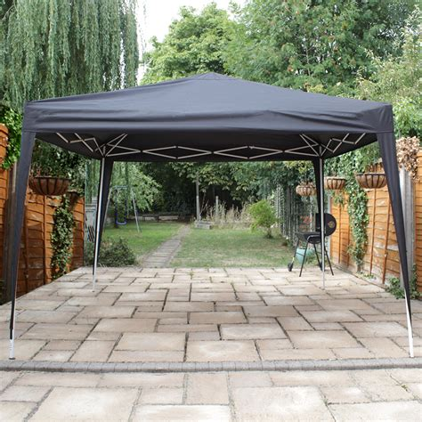 heavy duty gazebo canoup 3x3 heavy duty pop up gazebo canopy garden outdoor