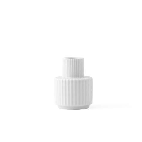 kerzenhalter 7 cm lyngby porcel 230 n kerzenhalter h 7 cm wei 223 wei 223 h 7