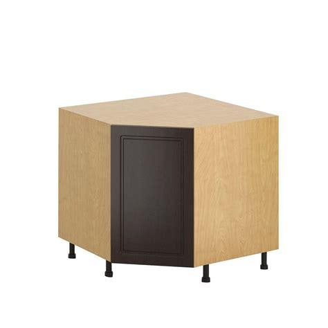 diagonal corner base kitchen cabinets fabritec 36x34 5x36 in bern diagonal corner base cabinet