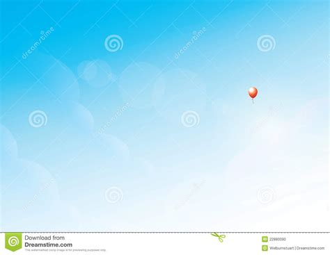 The Lonely Helium lonely balloon stock photo image 22880090