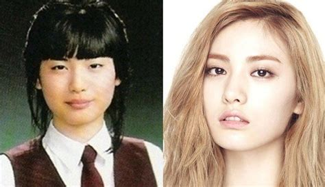 Are Getting Bigger And Its Not Plastic Surgery by After School S Nana Before And After Photos Korean
