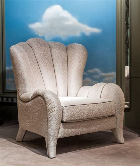 armchair classic classic armchair with fabric covering idfdesign
