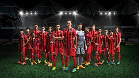 nike hong kong 2014 2015 home and away kits released footy headlines