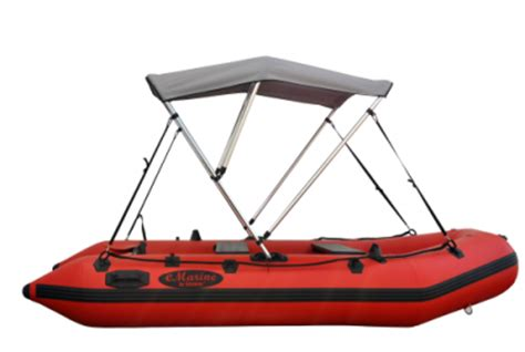 inflatable boat bimini mount bimini tops archives europa canopy marine kay gee