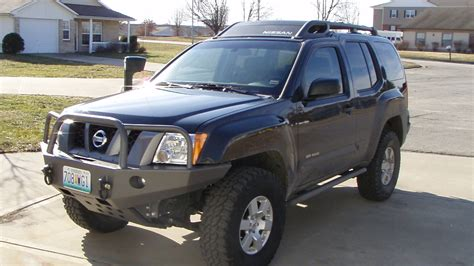 used nissan xterra picture of 2005 nissan xterra off road 4wd exterior