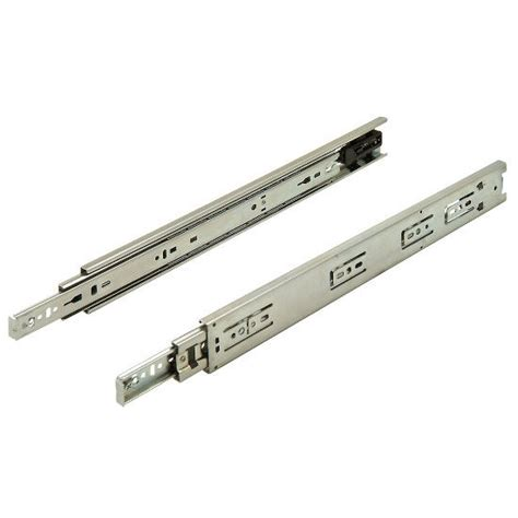 Accuride Self Closing Drawer Slides by Accuride 1 Overtravel Side Mounted Drawer Slide With