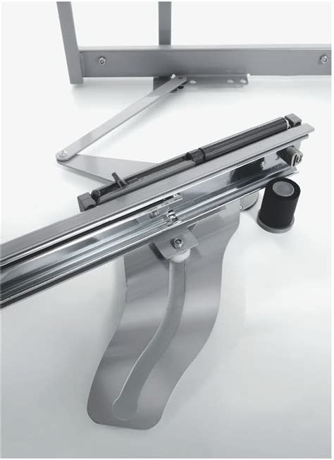 Soft Kitchen Drawer Mechanism by Magic Corner Soft Chrome Wire Right Open 041